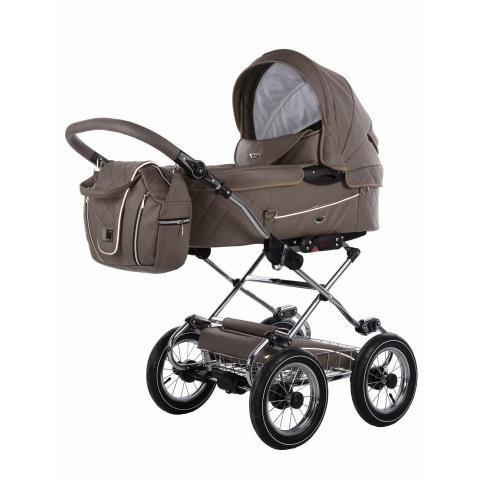 Knorr Baby Harmony kombinētie rati - Pelēki