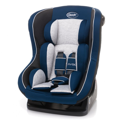 4Baby Aygo auto krēsls 0-18kg - Navy Blue