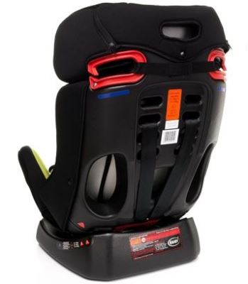 4Baby Freeway 0-25kg auto krēsls - Black