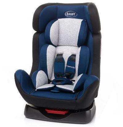 4Baby Freeway 0-25kg auto krēsls - Navy blue