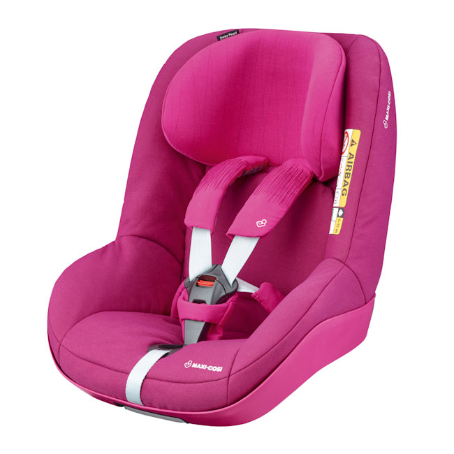 Maxi Cosi 2Way Pearl + 2way Isofix bāze - Frequency Pink