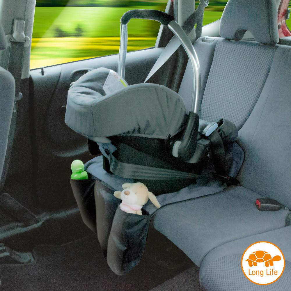 Euret automašīnas sēdekļa aizsargs zem autokrēsla