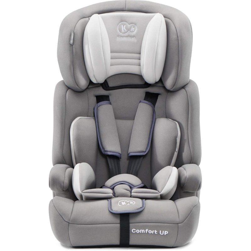 KinderKraft Comfort Up Grey autosēdeklis