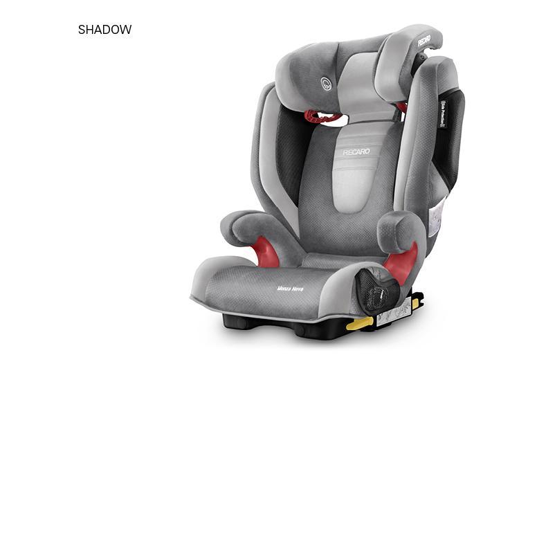 Recaro Monza Nova 2 Seatfix  - Shadow