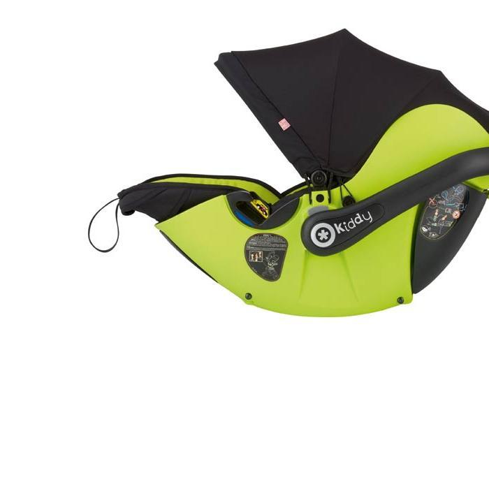 Kiddy Evolution Pro 2 autokrēsls - Walnut