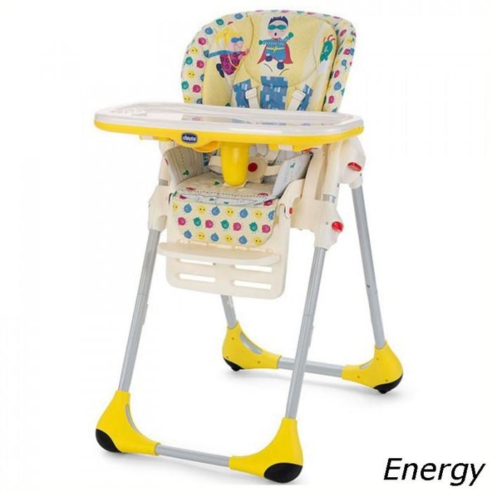 Chicco Polly 2in1 barošanas krēsls - Energy