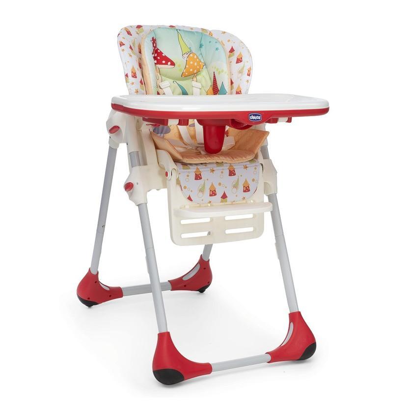 Chicco Polly 2in1 barošanas krēsls - Timeless
